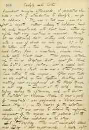 Thomas Butler Gunn Diaries: Volume 14, page 184, December 24-25, 1860