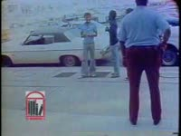WSB-TV newsfilm clip of Atlanta Junior College students who want charges against students dropped and an attorney comments on the situation, Atlanta, Georgia, 1978 June 22