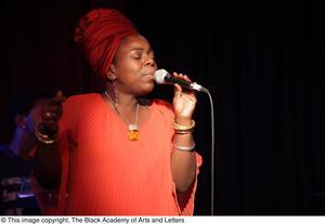 [Poets 'n Jazz Photograph UNTA_AR0797-170-014-1373] Poets 'n Jazz Poets 'n Jazz Number 3]
