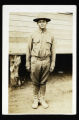 Unidentified male soldier, Texas, [s.d.]