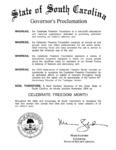 Celebrate Freedom Month