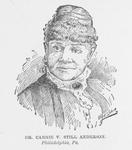 Dr. Carrie V. Still Anderson, Philadelphia, Pa