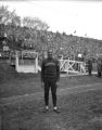 Sprinter Ralph Metcalfe at Drake Relays, 1933