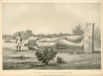 Colossal statue in the island of Argo