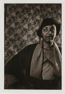 """Ethel Waters, from the unrealized portfolio """"Noble Black Women: The Harlem Renaissance and After"""""""