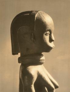 African Negro Sculpture, plate 3