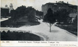 Rockefeller Square, Tuskegee Institute, Alabama