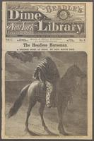 The headless horseman: a strange story of Texas