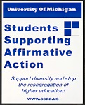 Students Supporting Affirmative Action