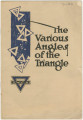 """""""The Various Angles of the Triangle."""""""