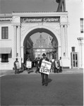 Paramount Protest, Los Angeles, 1962