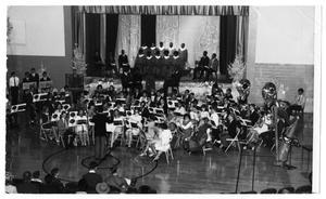 Sam Houston High School Band