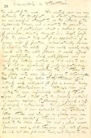 Thomas Butler Gunn Diaries: Volume 19, page 37, March 11, 1862
