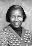 Maxine Smith, first African-American Trustee for the Banning Unified School District in Banning, California