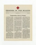 Prisoners of War Bulletin, March 1945