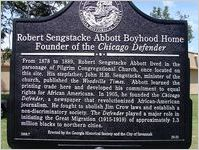 Abbott historical marker