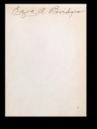 Ezra Bridges Scrapbook [1942-1994]