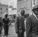 Civil rights march in Charleston