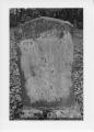 Alexandria Cemeteries Historic District: Faust tombstone