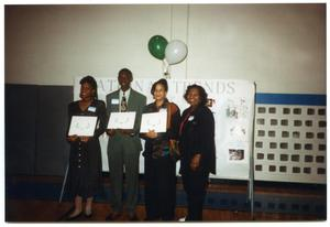 Recipients of 1994 Salute to Youth Awards Program San Antonio Chapter of Links Records