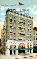 Hotel Bond, Hartford, Conn.