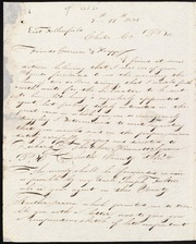 Letter to] Friends Garrison & Knapp [manuscript