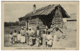 A Negro Family in the Sandhill Section of North Carolina