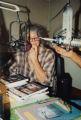 KPFA radio interviewer