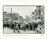 Anti-Vietnam March from downtown San Francisco to Golden Gate Park, CA. 1967