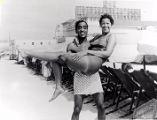 Thumbnail for Sammy Davis, Jr. on Chicken Bone Beach in Atlantic City, New Jersey