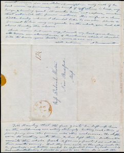 Letter from Anne Warren Weston, Groton, [Mass.], to Deborah Weston, July 13, 1842