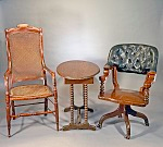 Ulysses S. Grant's chair from Appomattox