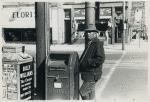 Street corner, Newport News, Virginia