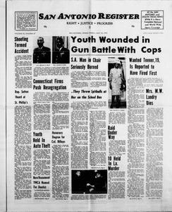 San Antonio Register (San Antonio, Tex.), Vol. 43, No. 47, Ed. 1 Friday, May 10, 1974 San Antonio Register