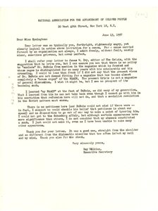 Letter from N.A.A.C.P. to Muriel I. Symington