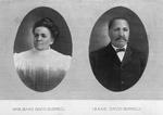 Mrs. Isaac David Burrell; Isaac David Burrell