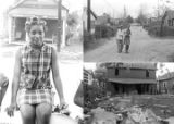 Images of unidentified neighborhoods.