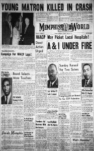 Memphis World, 1966 April 23rd