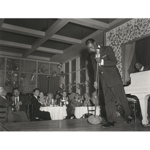 "Thumbnail for Nat ""King"" Cole, Jack Palance, and Gig Young"
