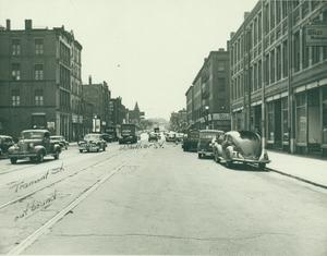 Tremont St. and Whittier St., southbound, Roxbury, Mass.