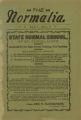 The Normalia, 1901-05