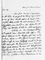 Jonathan Trumbull, Jr. correspondence with Congressmen, 1801-1818 Series I:Volume 5