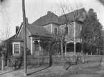 Evolution of the Negro home; Residence of a Negro working woman, Atlanta