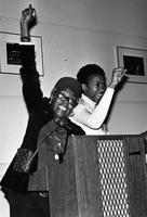 Barnard Organization of Black Women Celebration of Black Womanhood, circa 1978