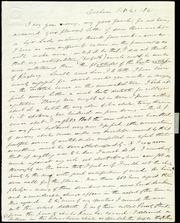 Letter to] my good friend [manuscript