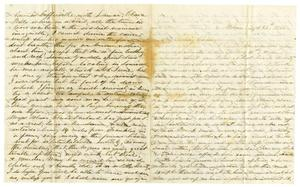 [Letter from Maud C. Fentress to David W. Fentress, September 28, 1865] The David W. Fentress Family Letters, 1856-1969