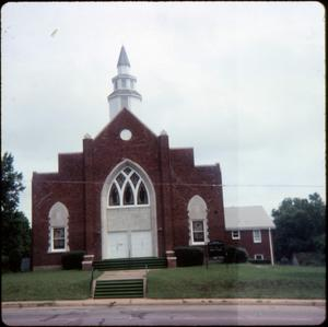 Bethesda Missionary Baptist Church, Marshall