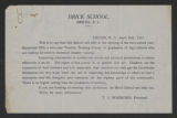 General Correspondence of the Director, Last Names I-L, 1915