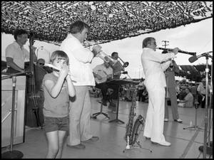 High Society Jazz Band 7th Annual Texas Folklife Festival