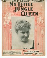 My little jungle queen : a congo love song